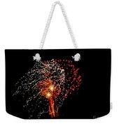 Fireworks 14 Weekender Tote Bag