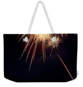 Fireworks 49 Weekender Tote Bag by James BO  Insogna