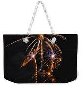 Fireworks 5 Weekender Tote Bag