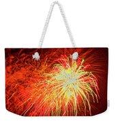Fireworks 6 Weekender Tote Bag