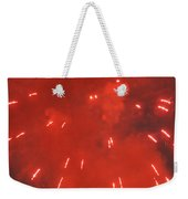 Fireworks A Different Persoective One Weekender Tote Bag