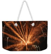 Fireworks A Different Perspective Seven Weekender Tote Bag