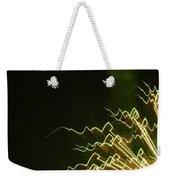 Fireworks As Art Ten Weekender Tote Bag
