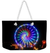 Fireworks At The Fair Weekender Tote Bag