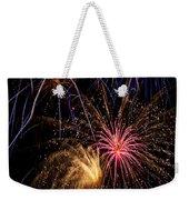 Fireworks Celebration  Weekender Tote Bag