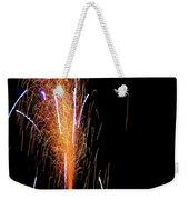 Fireworks II Weekender Tote Bag