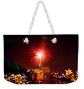 Fireworks In Phoenix Weekender Tote Bag