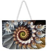 Fireworks Of Isis Weekender Tote Bag by Amorina Ashton