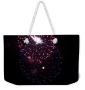 Fireworks Over Puget Sound 10 Weekender Tote Bag