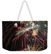 Fireworks6487 Weekender Tote Bag