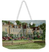 Firle Place England Weekender Tote Bag
