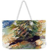 Firs On The Hill Weekender Tote Bag