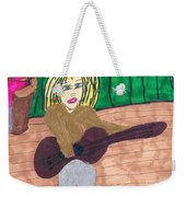 First Audition  Weekender Tote Bag
