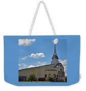 First Baptist Church - Pflugerville Texas Weekender Tote Bag