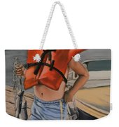 First Catch Weekender Tote Bag