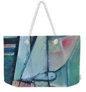 First Day North Of The Tension Line Weekender Tote Bag