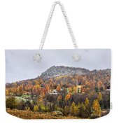 First Dusting Weekender Tote Bag