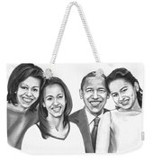 First-family 2013 Weekender Tote Bag