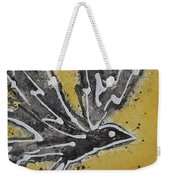 First Flight Original Painting Weekender Tote Bag