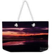 First Light At Granton, From Cramond Weekender Tote Bag
