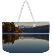 First Light On Fannette Island Weekender Tote Bag