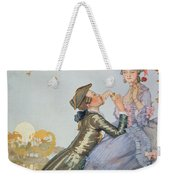 First Love Weekender Tote Bag by Konstantin Andreevic Somov