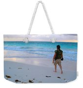 First Mornin' Walk Weekender Tote Bag