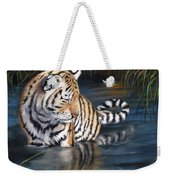 First Reflection Weekender Tote Bag
