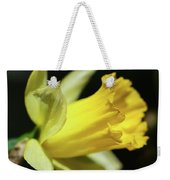 First Sign Of Spring Weekender Tote Bag