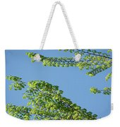 First Sign Of Spring I Weekender Tote Bag