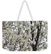 First Spring Blossom Weekender Tote Bag