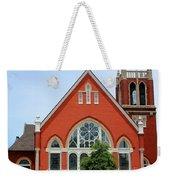 First United Methodist Church Tupelo Ms Weekender Tote Bag
