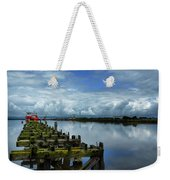 Firth Of Forth Weekender Tote Bag