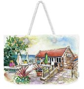 Fish Box In Robin Hoods Bay  Weekender Tote Bag
