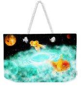 Zen Fish Dream Weekender Tote Bag