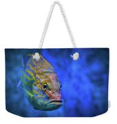 Fish Frown Story Weekender Tote Bag