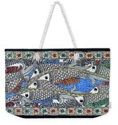 Fish Group Weekender Tote Bag