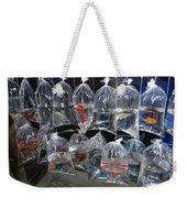 Fish In A Bag Weekender Tote Bag