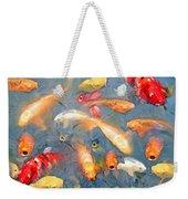 Fish In A Lake Weekender Tote Bag