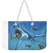 Fish In Action Weekender Tote Bag