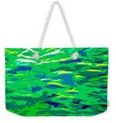 Fish In The Sea Weekender Tote Bag