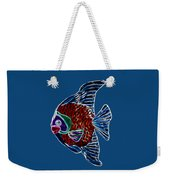 Fish In Water Weekender Tote Bag