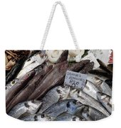 Fish Weekender Tote Bag