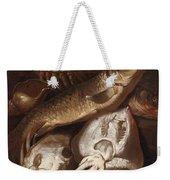 Fish Still Life Weekender Tote Bag