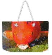 Fish Surprise Weekender Tote Bag