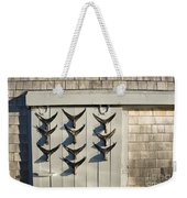 Fish Tail Shack Weekender Tote Bag