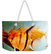 Fish Tank Weekender Tote Bag