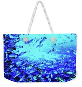 Fish Traffic Weekender Tote Bag