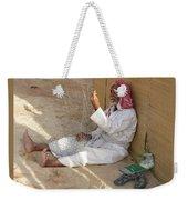 Fish Trap Craftsman Weekender Tote Bag