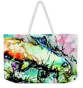 Fish Under Water Weekender Tote Bag